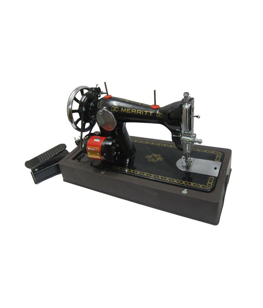 Merritt sewing machine price in Chennai